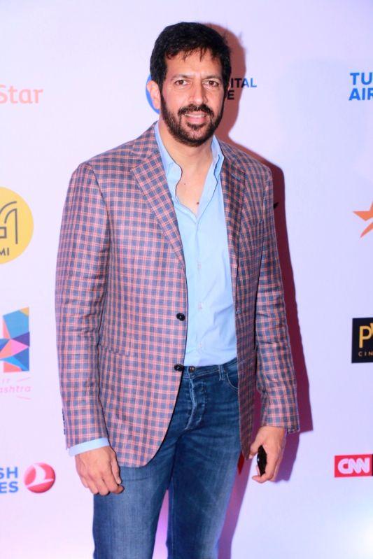 Filmmaker Kabir Khan during the closing ceremony of Jio Mami Film Festival 2017 in Mumbai on Oct 18, 2017.