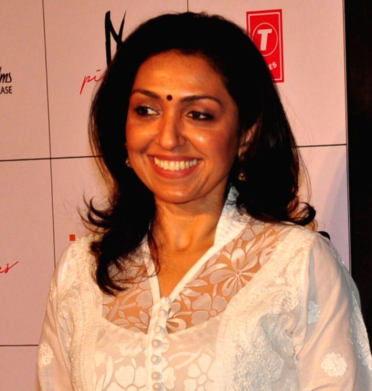 :Filmmakers Priti Shahani.(File Photo: IANS).