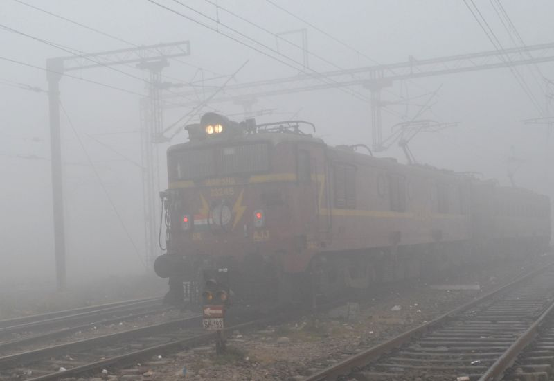 Fog.(File Photo: IANS)