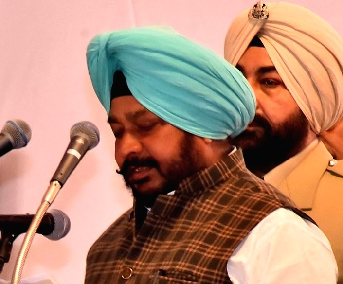 : Forest Minister Sadhu Singh Dharamsot. (Image Source: IANS).