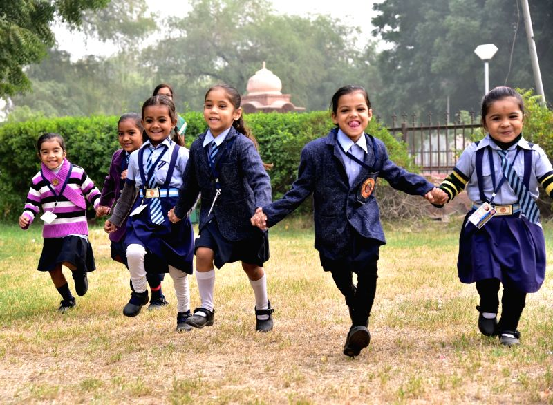 : Girls students. (File Photo: IANS).