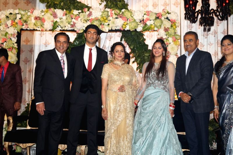 Praful patel wedding