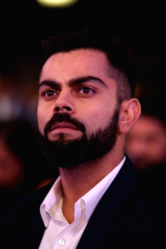 Indian cricket team captain Virat Kohli. (Image Source: IANS)