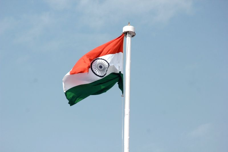 Indian Flag. (File Photo: IANS)