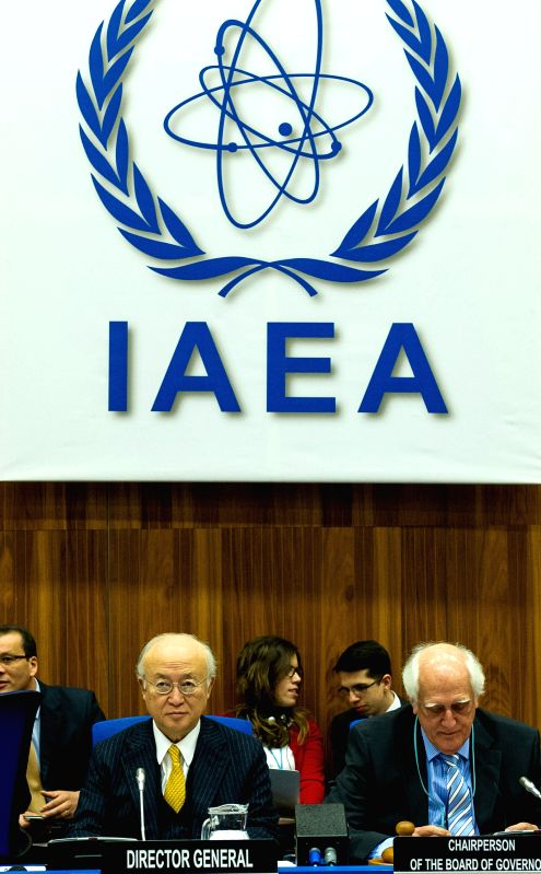 international atomic energy agency The agreement of 17 february 1989 between the united states of america and the international atomic energy agency for the application of safeguards in connection with the treaty for the.