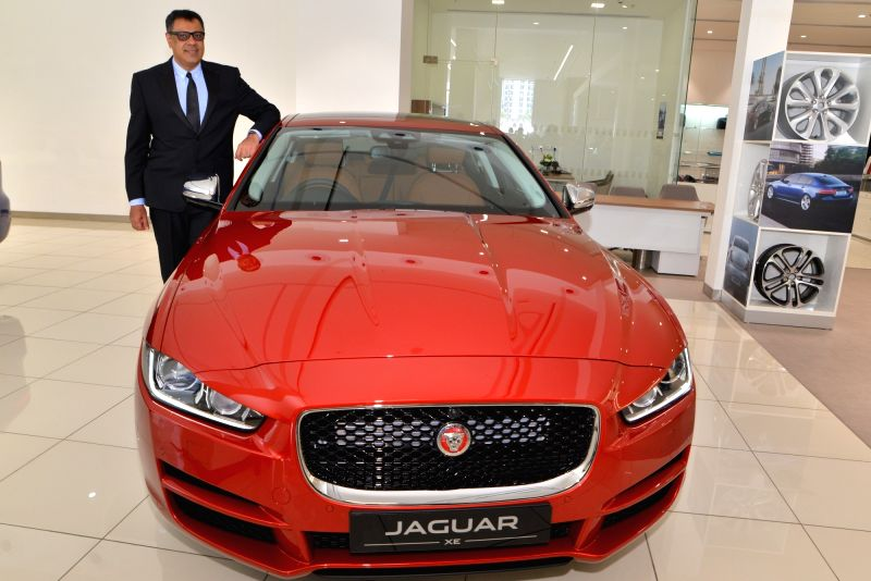 Jaguar Land Rover India Ltd (JLRIL) Managing Director Rohit Suri at the launch of new store in New Delhi on June 3, 2017.