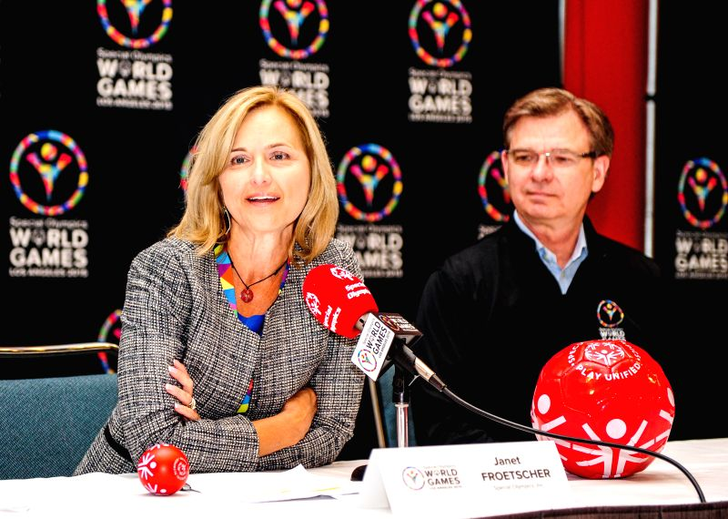 2015 meet the olympians press conference