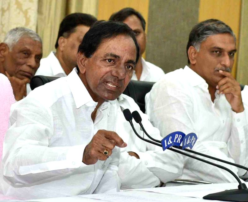 K Chandrasekhar Rao. (Image Source: IANS)