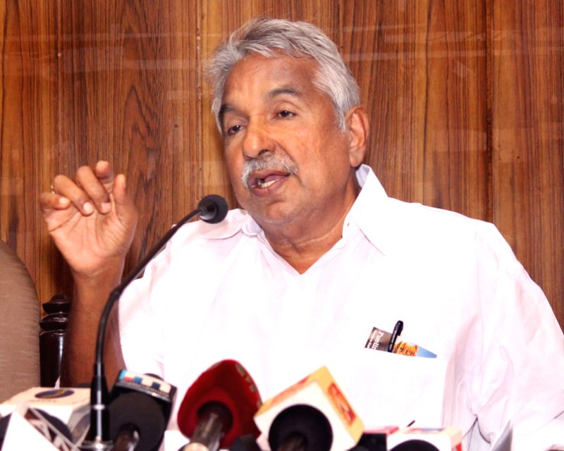 Kerala Chief Minister Oommen Chandy. (File Photo: IANS)