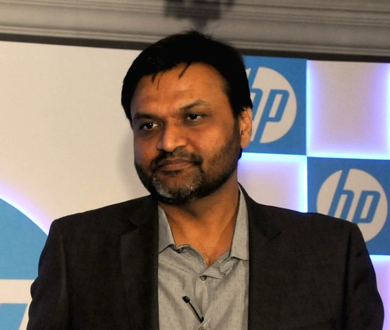 : Ketan Patel, Senior Director, Personal Systems, HP Inc. India.(File Photo: IANS).