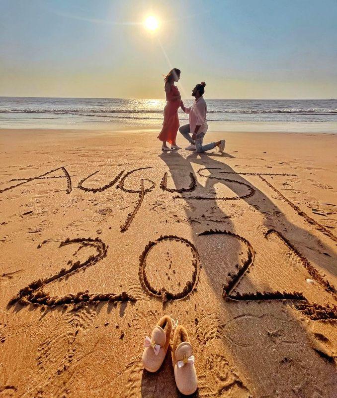 Kishwer Merchantt, Suyyash Rai expecting first child in August