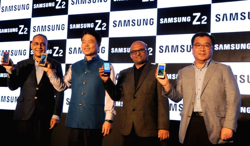 Samsung Launches Z2 With 4G Smartphone