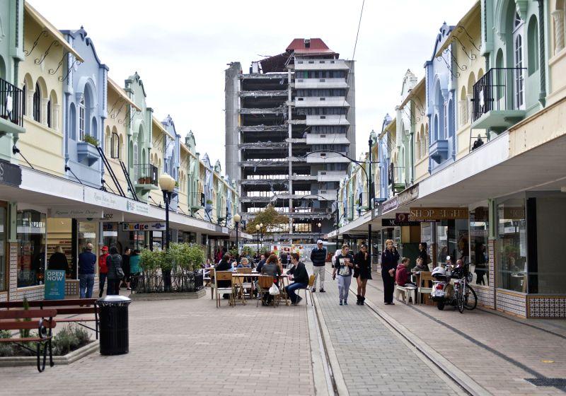 Christchurch New Zealand News: Christchurch Recovery