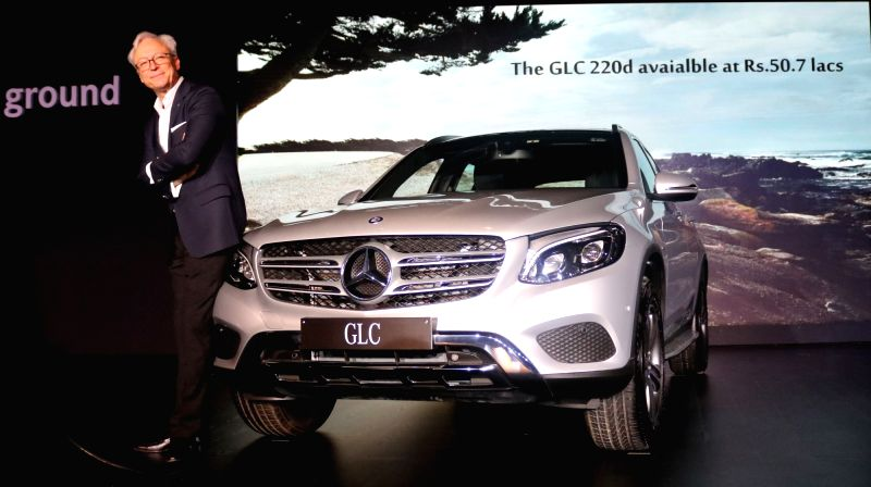 Mercedes benz launches glc for Mercedes benz ceo