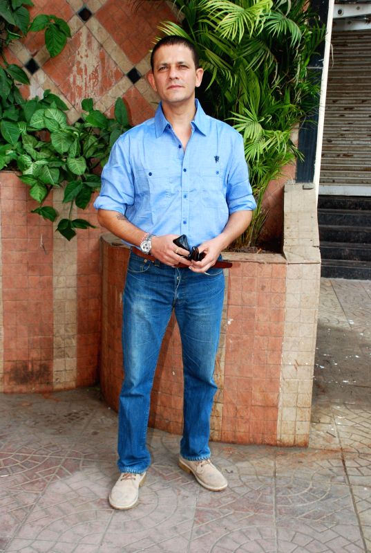 Actor Kabir Sadanand during the inauguration of Indian Film and Television Directors Association (IFTDA) office in Mumbai, on Feb. 8, 2015.(Image Source: IANS)