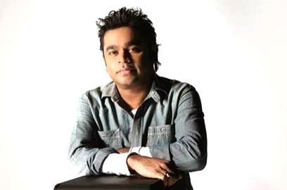 Music maestro A.R. Rahman