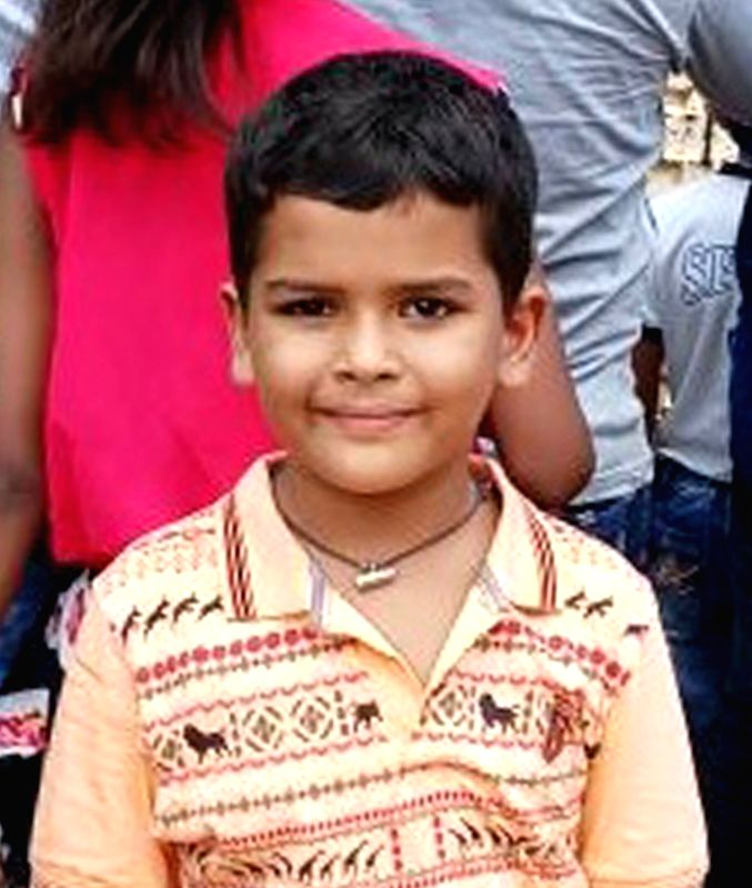 Pradhuman, a seven-year-old boy who was found dead by a school staff of Ryan International in the washroom with his throat slit in Gurugram's Bhondsi on Sept 8, 2017. (File Photo: IANS)