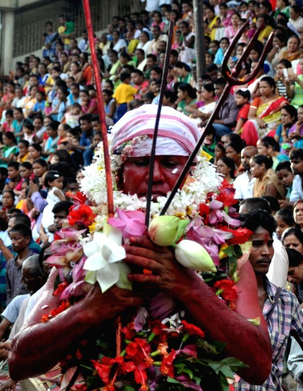 Deodhani Festival at Kamakhya Temple