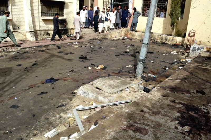 IS claims responsibility for Pakistan blast