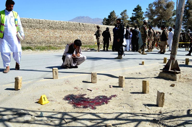 Three FC soldiers gunned down in Quetta