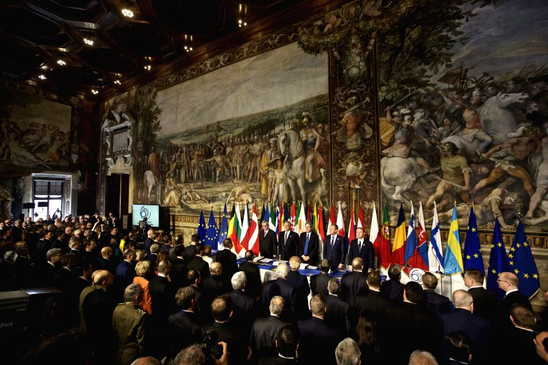 the treaty of rome one of The treaty of rome was one of a group of treaties through which theeuropean economic community was formed this created a.