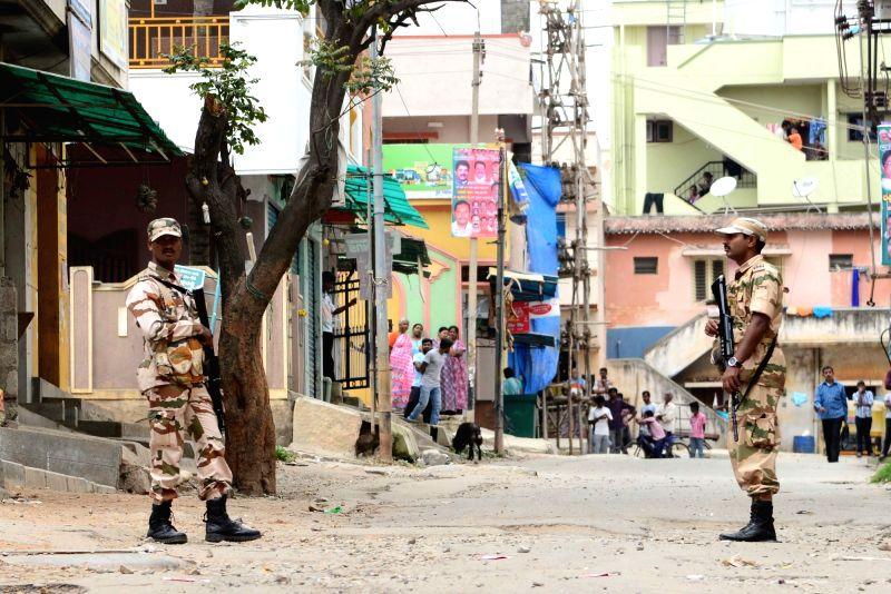 Curfew in parts of Bengaluru