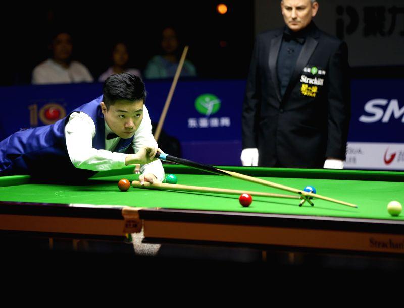 shanghai masters snooker