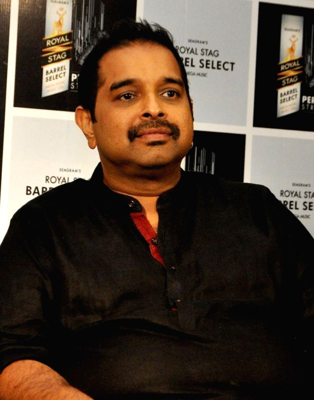 Shankar Mahadevan. (File Photo: IANS)(Photo:IANS)