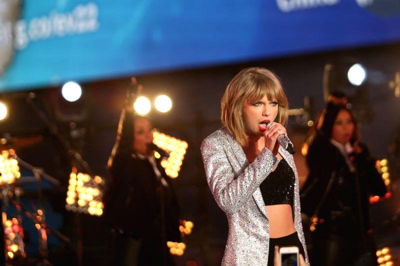 Singer Taylor Swift. (File Photo: IANS)