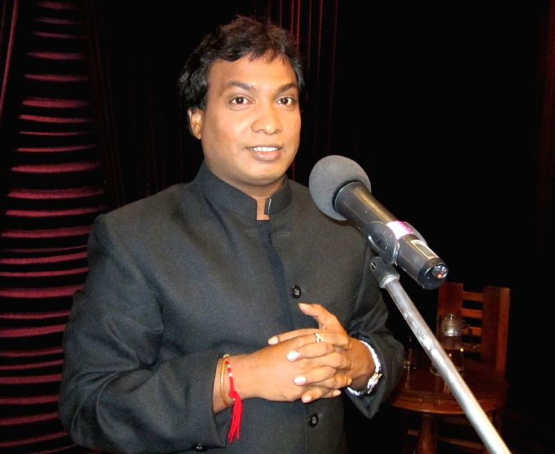 sunil pal turns music composer