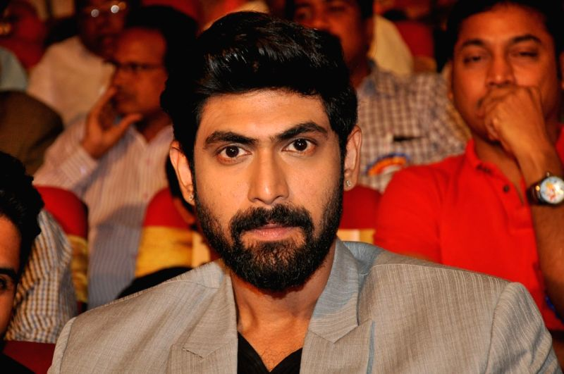 Telugu actors Rana Daggubati. (Image Source: IANS)