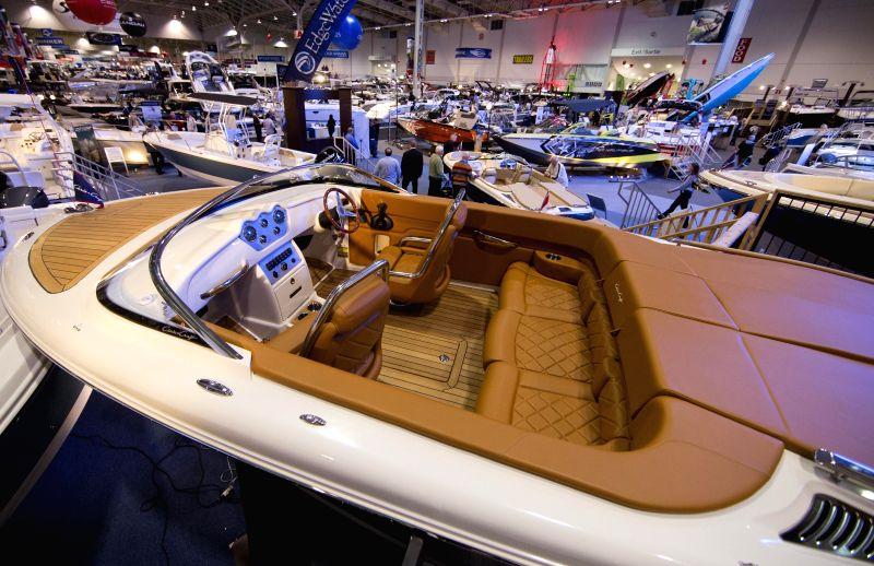 Canada toronto boat show for Pool show toronto 2018