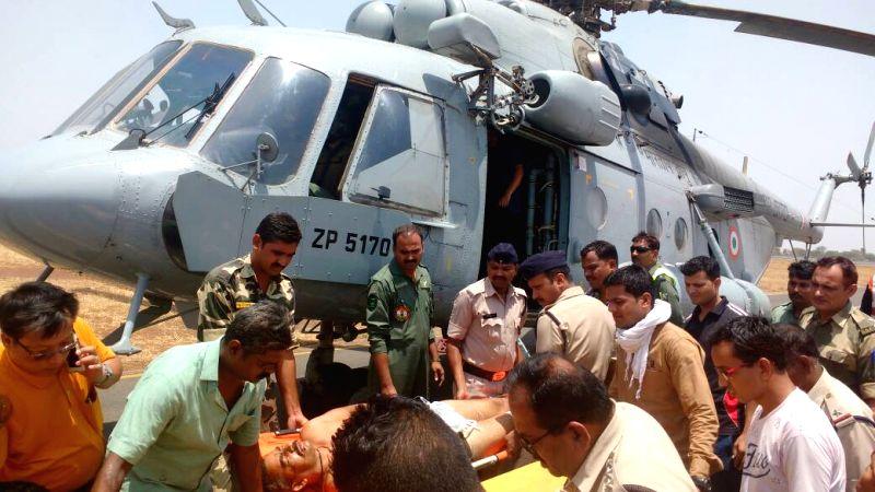 Two CRPF jawans injured in Sukma