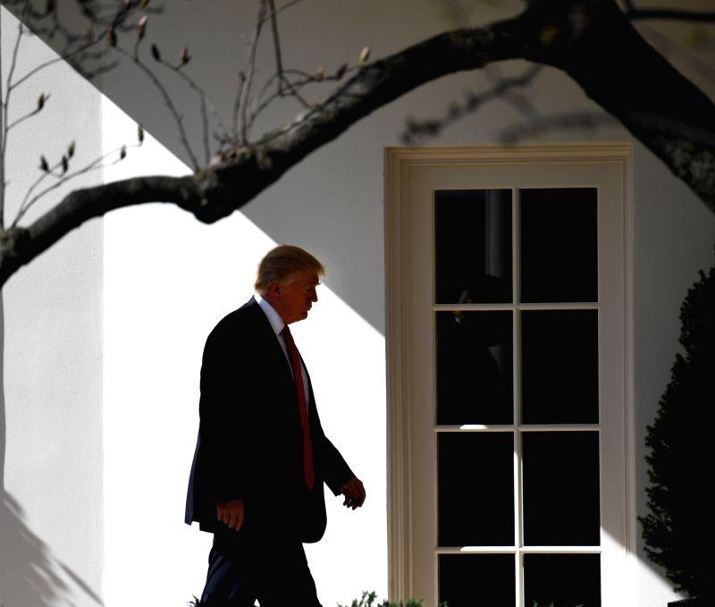 U.S. President Donald Trump. (File Photo: IANS)