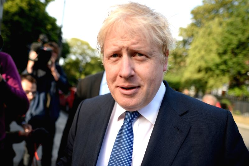 UK Foreign Secretary Boris Johnson. (File Photo: IANS)