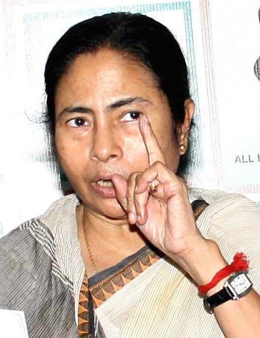 West Bengal Chief Minister and Trinamool Congress supremo Mamata Banerjee. (File Photo: IANS)