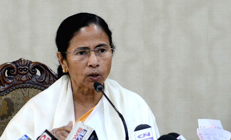 West Bengal Chief Minister Mamata Banerjee(Image Source: IANS)