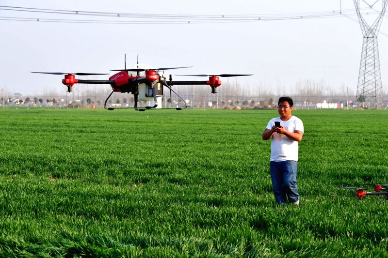 china henan farm work intelligent devices