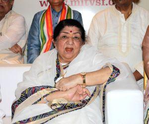 Lata Mangeshkar announced opening of Gurukal Vishwashanti Sangeet Kala Academy