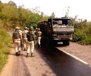 Lokchao (Manipur): Soldier killed in Manipur blast