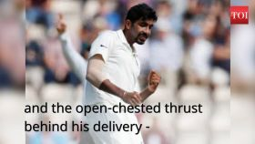 1st Test: How Jasprit Bumrah decimated West Indies with late away movement in fourth innings
