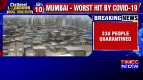 48 flats sealed in Dharavi after a doctor tested positive for Coronavirus