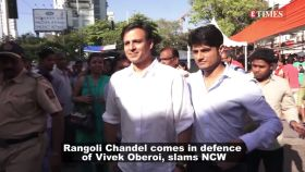 Aishwarya meme row: Now, Kangana Ranaut's sister Rangoli Chandel slams NCW for taking action against Vivek Oberoi