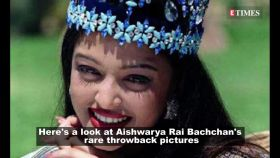 Aishwarya Rai Bachchan looks beautiful beyond recognition in these throwback pictures