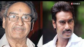 Ajay Devgn's father and Kajol's father-in-law Veeru Devgan passes away