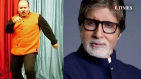 Amitabh Bachchan's reaction to Dancing Uncle Sanjeev Shrivastava's video is priceless!