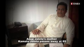Anup Jalota's mother passes away in Mumbai