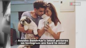 Anusha Dandekar teases fans with her sultry pictures on Instagram