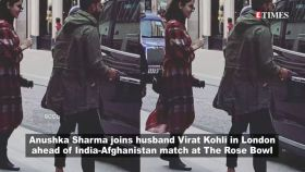Anushka Sharma joins Virat Kohli in London ahead of India-Afghanistan clash, Malaika Arora reacts to Arjun Kapoor's shirtless picture, and more...