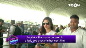 Anushka Sharma to play a female cop in her next film